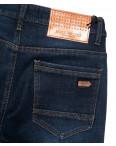 9028 Mаrk Walker джинсы мужские на флисе синие зимние стрейчевые (29-38, 8 ед.): артикул 1115742