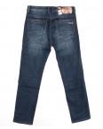 18243 Vouma up джинсы мужские полубатальные на байке синие зимние стрейчевые (32-38, 8 ед.): артикул 1116376