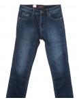 18242 Vouma up джинсы мужские полубатальные на байке синие зимние стрейчевые (32-38, 8 ед.): артикул 1116379