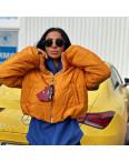 81288-7 горчица SRT куртка женская на синтепоне (4 ед. размеры:S.M.L.XL): артикул 1116632