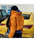 81288-6 оранжевая SRT куртка женская на синтепоне (4 ед. размеры:S.M.L.XL): артикул 1116631