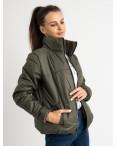 0410-4 хаки куртка женская на синтепоне ( 3 ед. размеры : 42.44.46) : артикул 1123355