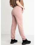 14870-2  Mishely пудра брюки женские спортивные батальные стрейчевые (4 ед. размеры: 50.52.54.56): артикул 1117771