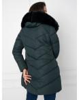 18806-3 зеленая куртка женская на синтепоне (4 ед. размеры: M.L.XL.XXL): артикул 1124476