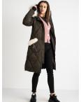 9915-4 хаки куртка женская на синтепоне (4 ед.размеры: M.L.XL.XXL): артикул 1124518
