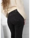 3106 KT.Moss американка на байке полубатальная серая стрейчевая (6 ед.размеры: 28.29.30.31.32.33): артикул 1124630