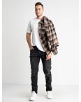 0385-2 S.Republic джинсы серые мужские стрейчевые (10 ед.размеры: 29.30/2.31/2.32/2.33.34.36): артикул 1124591