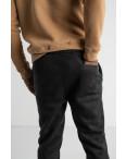 0089-3 спортивные штаны мужские батальные на байке с синими лампасами  (5 ед.размеры: XL.2XL.3XL.4XL.5XL): артикул 1125036