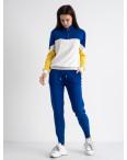 2105-3 M.K.Store синий спортивный костюм женский (3 ед.размеры: универсал 44-48): артикул 1125264