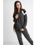 1602-1 M.K.Store серый спортивный костюм женский (3 ед.размеры: универсал 44-48): артикул 1125226
