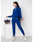 1610-2 M.K.Store синий спортивный костюм женский (3 ед.размеры: универсал 44-48): артикул 1125232