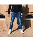 8052 Resalsa джинсы мужские с царапками весенние стрейчевые (29-2,30-2,31, 5 ед.): артикул 1090195
