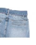 3713 New Jeans юбка джинсовая синяя весенняя коттоновая (25-30, 6 ед.): артикул 1105136