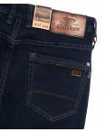 1044 D LS джинсы мужские полубатальные темно-синие осенние стрейчевые (32-42, 8 ед.): артикул 1111365