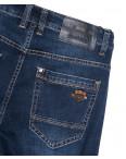 1612 Bagrbo джинсы мужские полубатальные синие осенние стрейчевые (31-36, 8 ед.): артикул 1111457