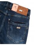 0910-3 R Relucky джинсы мужские молодежные с царапками синие осенние стрейчевые (28-36, 8 ед.): артикул 1111631