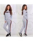 0023 серый женский спортивный костюм (44, 1 ед.): артикул 1106876