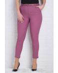 9785-S (GS9785S) Moon girl брюки женские батальные 7/8 фрезовые весенние стрейчевые (31,31,32,33,33,33,34,34,34,34,35,35,35,36,38, 15 ед.): артикул 1090766