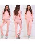 0022-2 розовый женский спортивный костюм (48,48, 2 ед.): артикул 1106838