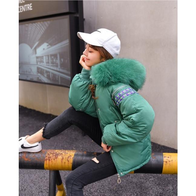 1512-02 (922) бирюзовая X куртка женская демисезонная (M-XL, 3 ед.) X: артикул 110239713
