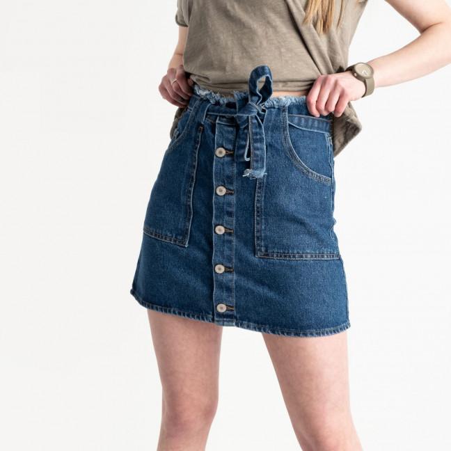 2958-7 Xray юбка джинсовая синяя котоновая (7 ед. размеры: 34/2.36/2.38.40/2) XRAY: артикул 1121336