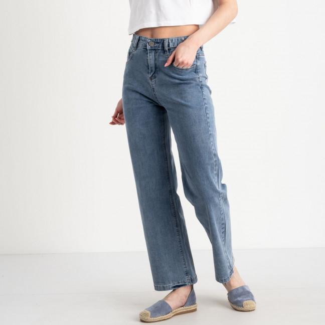 3316 Shang Lan джинсы женские голубые стрейчевые ( 5 ед. размеры: S.M.L.XL.2XL) Shang Lan: артикул 1122248