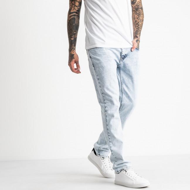 3721-004 In Yesir джинсы мужские светло-голубые котоновые (8 ед. размеры: 30.31.32.32.33.34.36.38) In Yesir: артикул 1119535