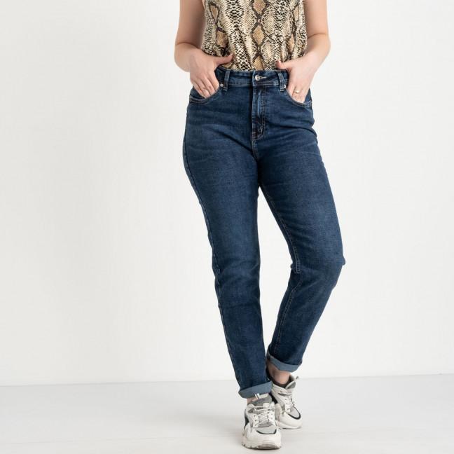 0061-2 А Relucky джинсы батальные синие стрейчевые (6 ед. размеры: 31.32.33.34.36.38) Relucky: артикул 1123489