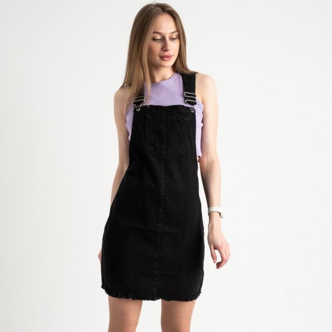 3061 Miele сарафан женский черный котоновый (5 ед. размеры: S.M.L.XL) Miele: артикул 1122465