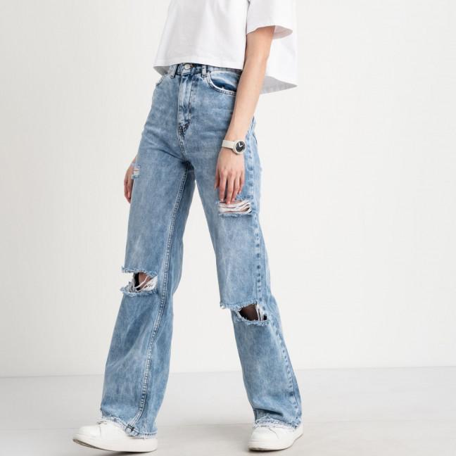 0780 Ponza джинсы голубые котоновые (7ед. размеры: 34/2.36/2.38/2.40) Ponza: артикул 1122782