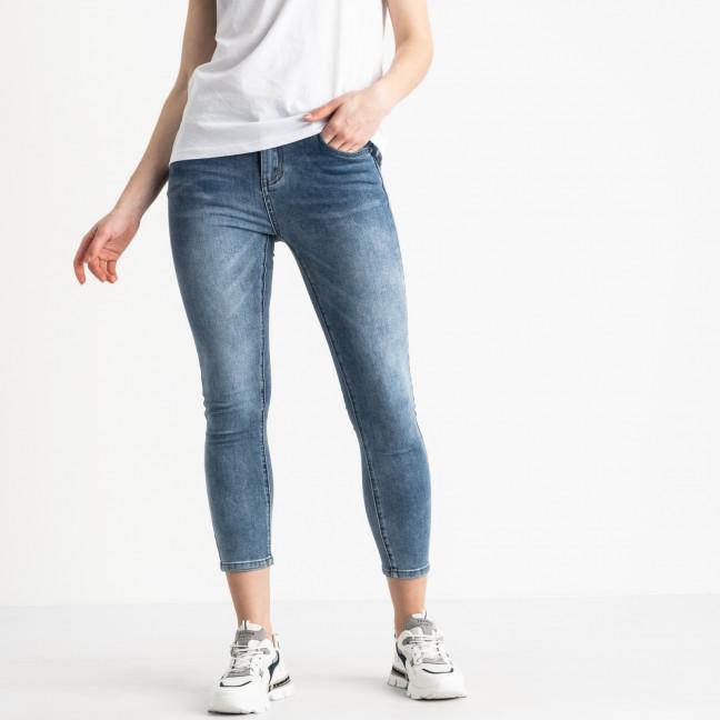 1011 Zi Concept джинсы женские голубые стрейчевые (6 ед. размеры: 27.27.28.28.29.29) Zi Concept: артикул 1119455