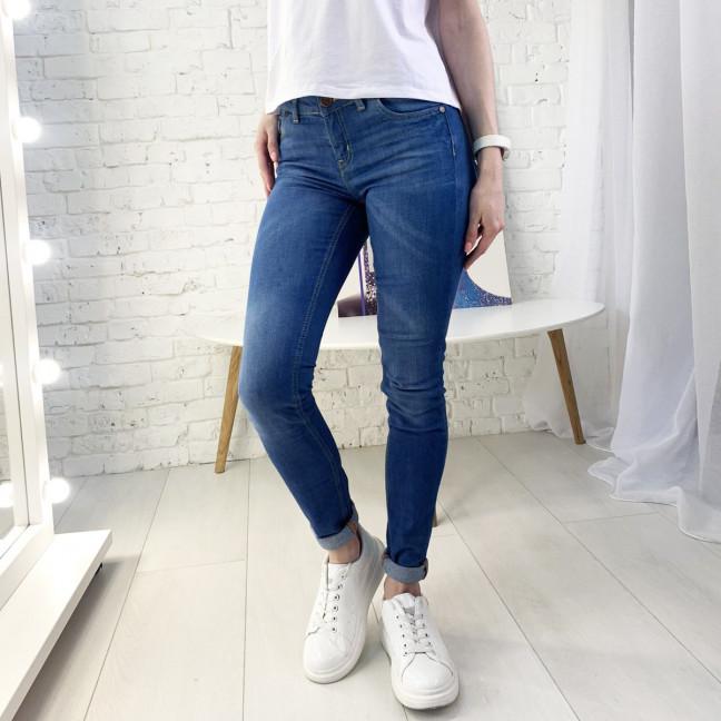 1944 Nescoly джинсы женские полубатальные голубые стрейчевые (8 ед. размеры: 27.28.29/2.30/2.32.34)  Nescoly: артикул 1122181