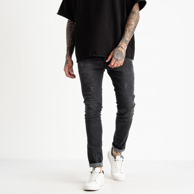 0867 Jack Kevin джинсы полубатальные мужские стрейчевые ( 8 ед. размеры: 32.33.34/2.36/2.38.40) Jack Kevin: артикул 1121922