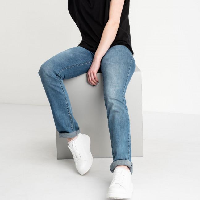 9441-636 Colibri джинсы женские голубые стрейчевые (6 ед. размеры: 26.27.28.29.30.31) Colibri: артикул 1118814
