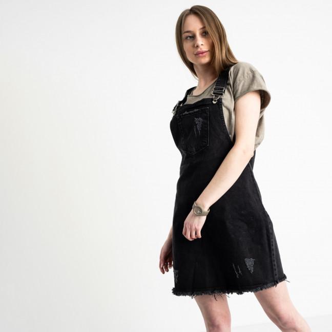3052 Miele сарафан джинсовый черный котоновый (5 ед. размеры: 34.34.36.38.40) Miele: артикул 1119642