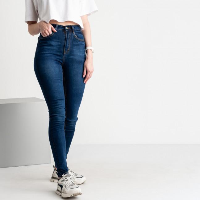 0914-1 Joliot джинсы синие женские стрейчевые (6 ед. размеры: 25.26.27.28.29.30 ) Joliot: артикул 1122574