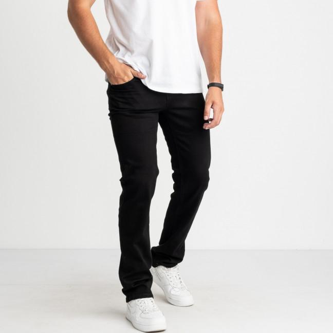 9939 God Baron джинсы черные стрейчевые (8 ед. размеры: 27.28.29.30.31.32.33.34) God Baron: артикул 1123642