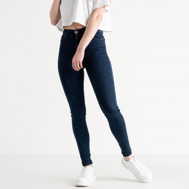 3692-2 Hepyek джинсы женские темно-синие стрейчевые (8 ед. размеры: 26.27.27.28.28.29.30.31) Hepyek: артикул 1118801