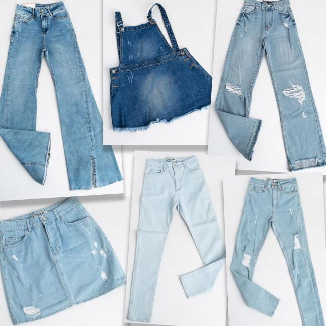 10080 микс женской одежды с незначительными дефектами (6 ед.) МИКС: артикул 1122923