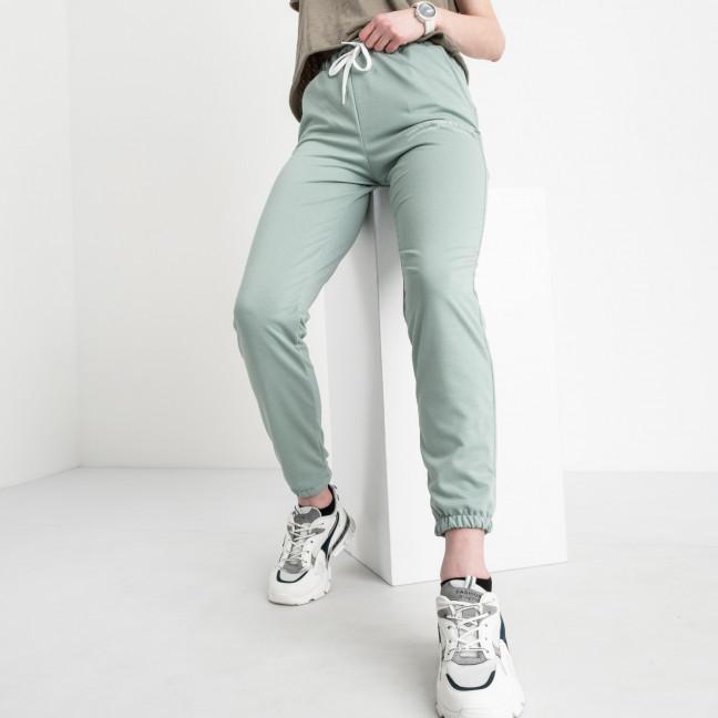 1433-5 полынь женские спортивные брюки из двунитки (4 ед. размеры: S.M.L.XL) Спортивные штаны: артикул 1120190