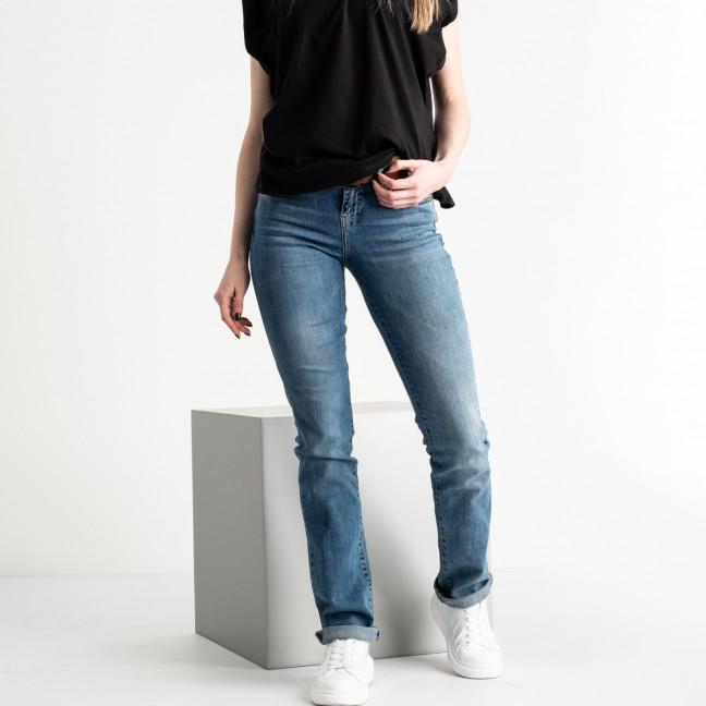 9441-6361 Colibri джинсы женские голубые стрейчевые (7 ед. размеры: 26.27.28.28.29.30.31) Colibri: артикул 1118815