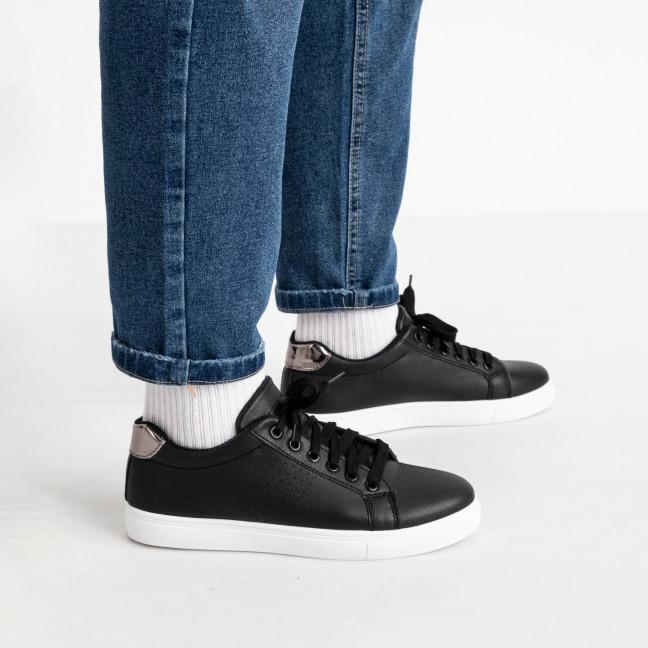 271020-311 черные кроссовки мужские (8 ед. размеры: 40/2.41/2.42/2.43/2) Кроссовки: артикул 1120412