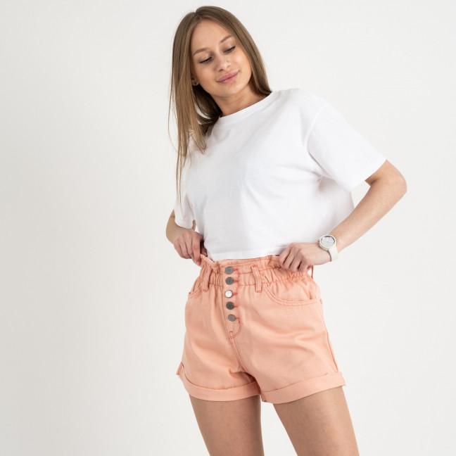 3373-2 Defile шорты джинсовые пудровые котоновые ( 6 ед. размеры: 34.36/2.38/2.40) Defile: артикул 1122208