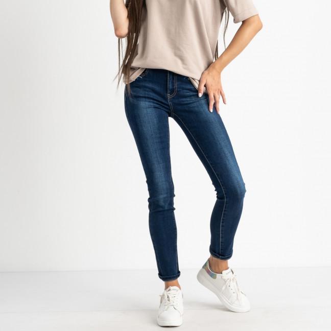 3010 X&D джинсы синие стрейчевые (6 ед. размеры: 25.26.27.28.29.30) X&D : артикул 1123439