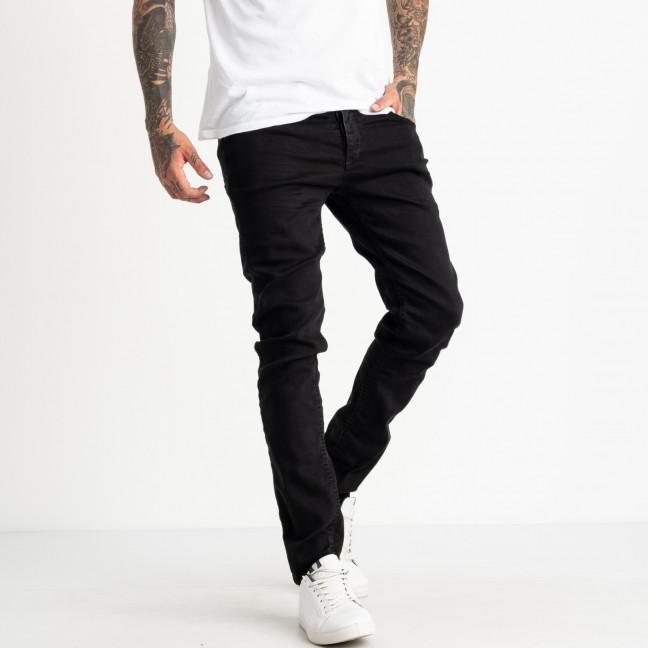 0365 Jack Kevin джинсы черные мужские стрейчевые ( 8 ед. размеры: 30.31.32.33/2.34.36.38) Jack Kevin: артикул 1121911