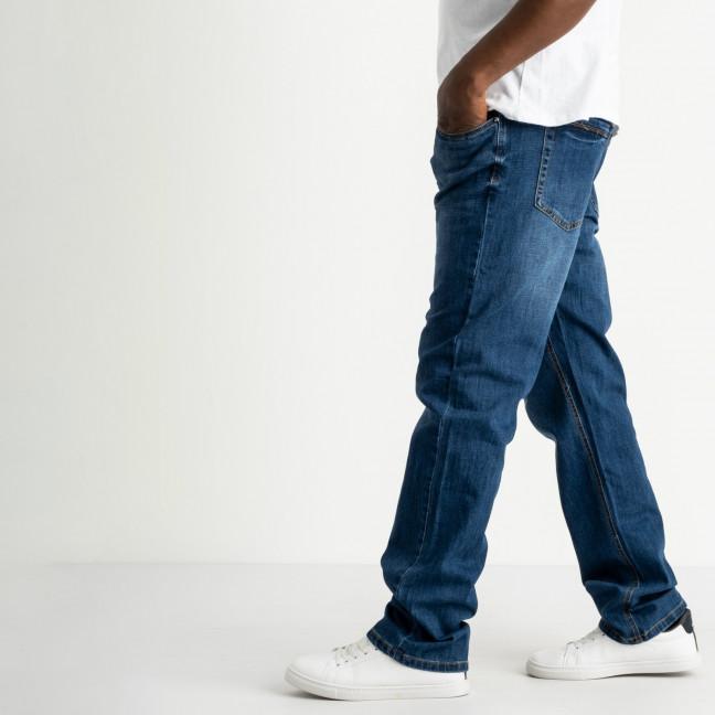 5003-01 Dsouaviet джинсы полубатальные мужские синие стрейчевые (5 ед. размеры: 33/2.36.40/2) Dsouaviet: артикул 1120345