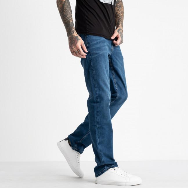 1935-1 Nescoly джинсы мужские синие стрейчевые (8 ед. размеры: 30/2.32.34/2.36.38.40) Nescoly: артикул 1120461