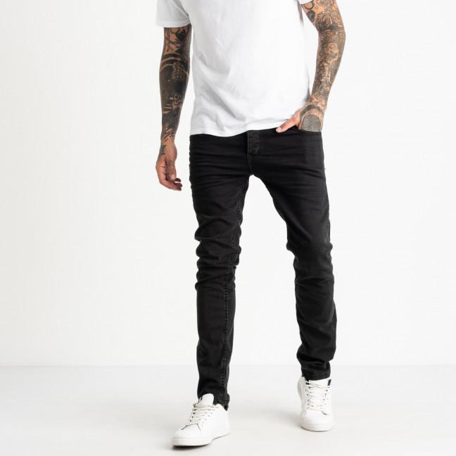 0749 Jack Kevin джинсы темно-серые мужские стрейчевые ( 8 ед. размеры: 29.30.31.32.33.34.36.38) Jack Kevin: артикул 1121912