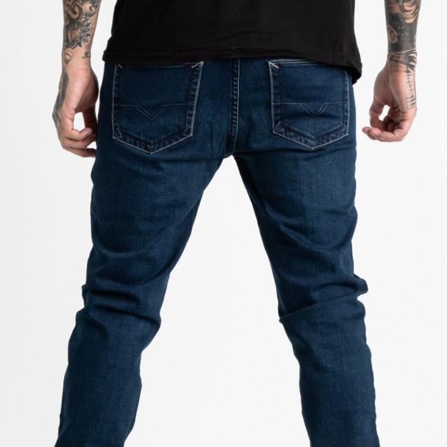 1937-2 Nescoly джинсы мужские синие стрейчевые (7 ед. размеры: 30/3.34/3.36) Nescoly: артикул 1120503