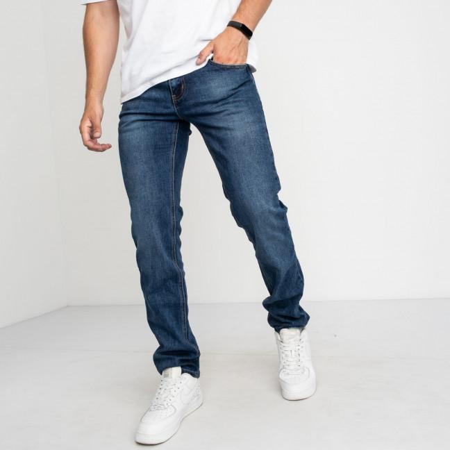 9961 God Baron джинсы голубые стрейчевые (8 ед. размеры: 29.30.31.32.33.34.36.38) God Baron: артикул 1123649